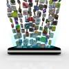 Explosieve groei app-gebruik in 2013